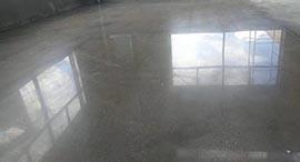 重庆中石化润滑油厂地面起砂处理使用地面固化剂