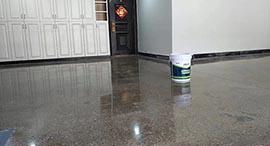 地面起砂处理施工德立固装甲地坪有什么要求?