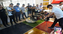 地坪固化染色施工方案分析