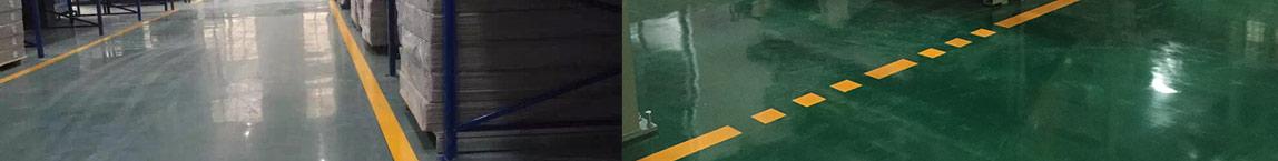 混凝土着色装甲地坪施工