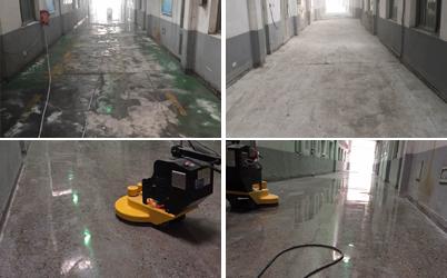 环氧改造装甲地坪施工交付标准